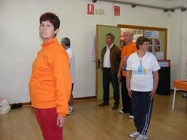 Rotundo éxito de participación en el I Curso de Chi Kung en Motril