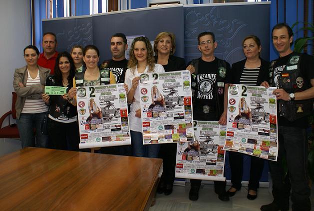 Un concentración motera en Puntalón recaudará fondos para Miriam