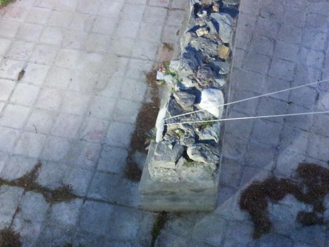 Izquierda Unida pide al ayuntamiento mayor control de las instalaciones en las inmediaciones del patrimonio arqueológico