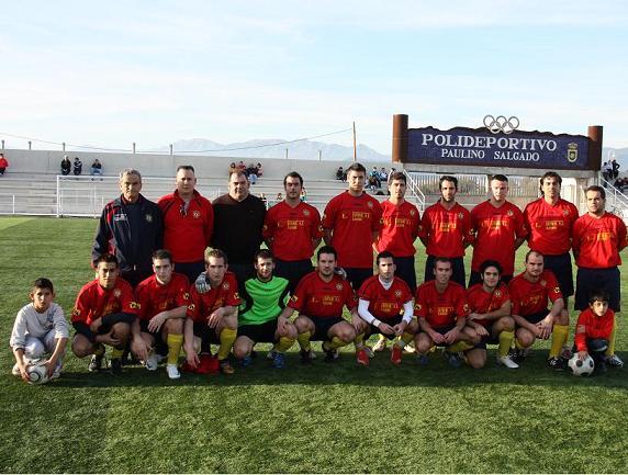 El CD Torrenueva, se proclamó en la tarde del pasado sábado campeón de liga de la 3º Provincial Sénior Zona Costa