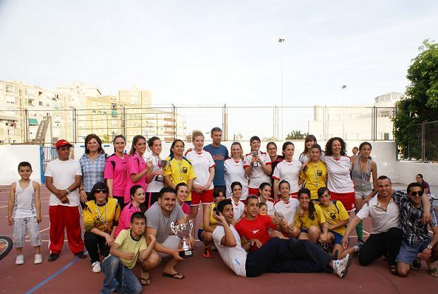 Rotundo éxito de organización y participación en el I Torneo de Fútbol Sala Intercultural de Motril