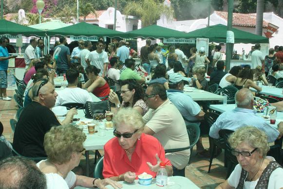 Almuñécar celebrará la XIV Feria Gastronómica del 18 al 20 de mayo de 2012