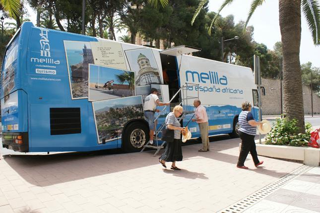 Melilla se promociona en Motril
