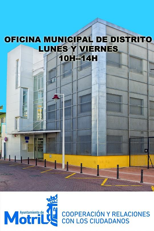 La oficina municipal de Distrito cuenta con una nueva ubicación en el edificio Multifuncional de Varadero