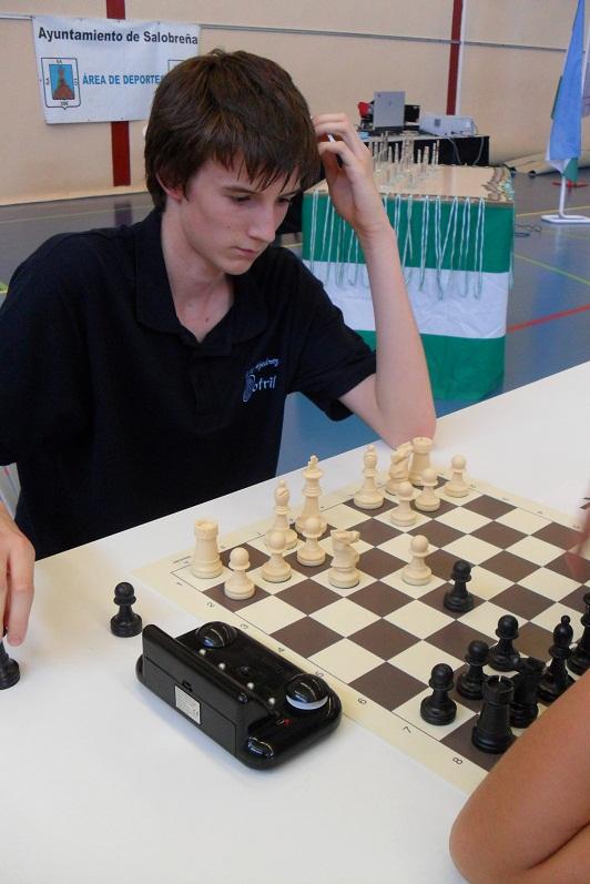 """Gran actuación de los ajedrecistas motrileños en la """"III Copa Convivencia Escolar por Equipos 2012"""