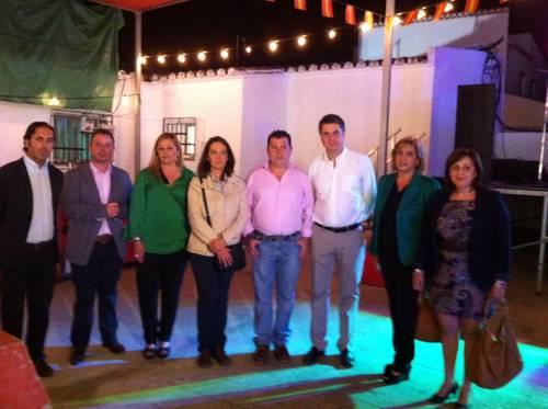 Puntalón celebró con éxito sus fiestas en honor a San isidro Labrador