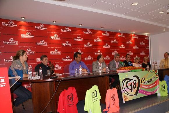 La Carrera de La Palma celebra este domingo su XVIII edición en el vial de la Cooperativa