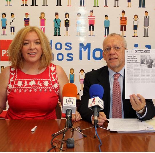 El PSOE exige a Carlos Rojas explicaciones por la paralización del Gorgoracha-Puntalón