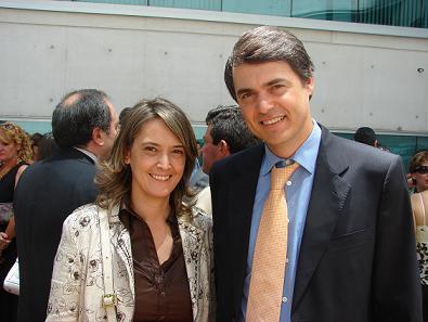 Luisa María García Chamorro tomará posesión en breve de la alcaldía de Motril. José García Fuentes será el presidente de la Mancomunidad