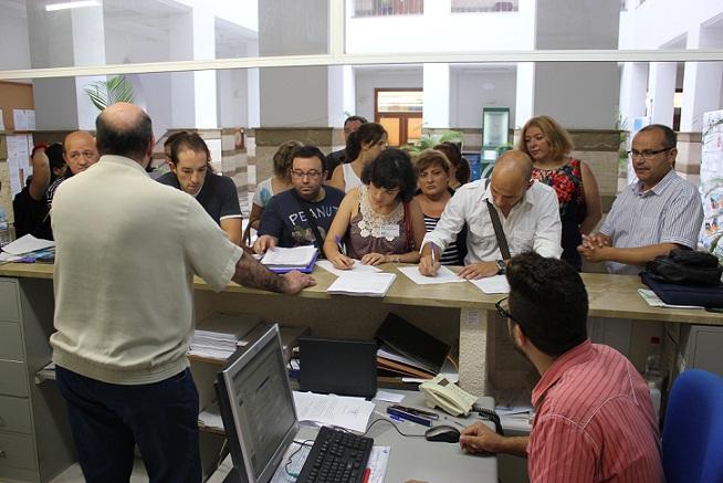 EL PSOE manifiesta su preocupación por el plan de ajuste en las empresas municipales