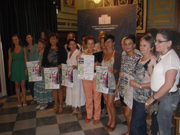 Motril presenta su VII Feria de Asociaciones y ONG's