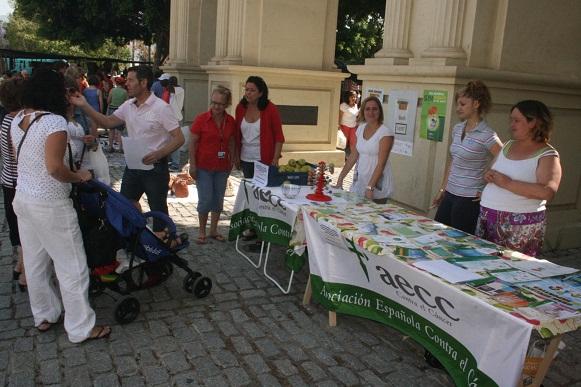 El Ayuntamiento Sexitano lleva a cabo una campaña informativa sobre prevención contra las drogas en los IES de Almuñécar