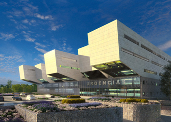 Oferta de trabajo para el Hospital de Collado Villalba en Madrid