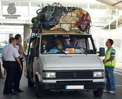 Más de 100.000 personas pasarán por Motril en la Operación Paso del Estrecho
