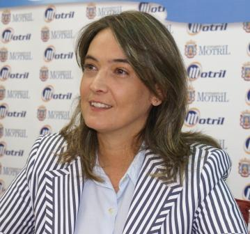 Luisa María García Chamorro será elegida este viernes alcaldesa de Motril