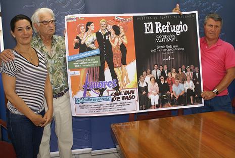 El Teatro Aficionado vuelve este fin de semana al Calderón