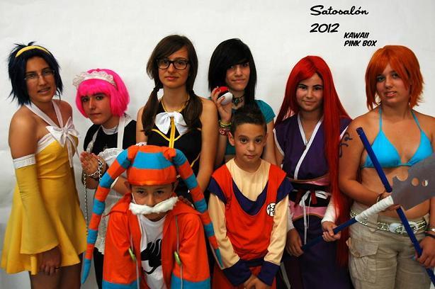 Mas de 300 seguidores del manga se reúnen en el primer 'SatoSalón Manga Anime' de Motril