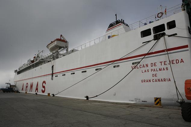 El Puerto de Motril se abre a Marruecos con una línea diaria con Alhucemas