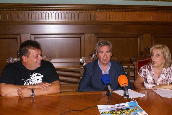 Las Jornadas de Buceo Adaptado redondean su oferta con actividades complementarias