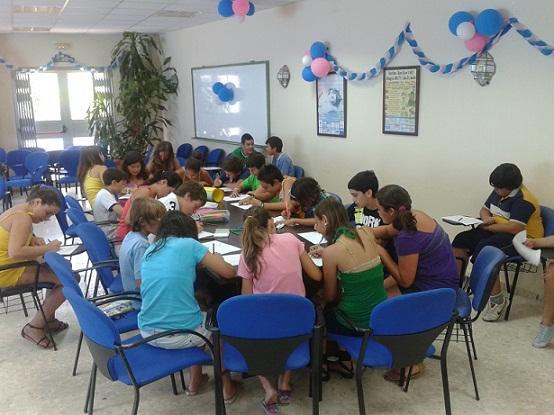 Almuñécar celebra talleres de Mediadores Juveniles y Ocio Alternativo