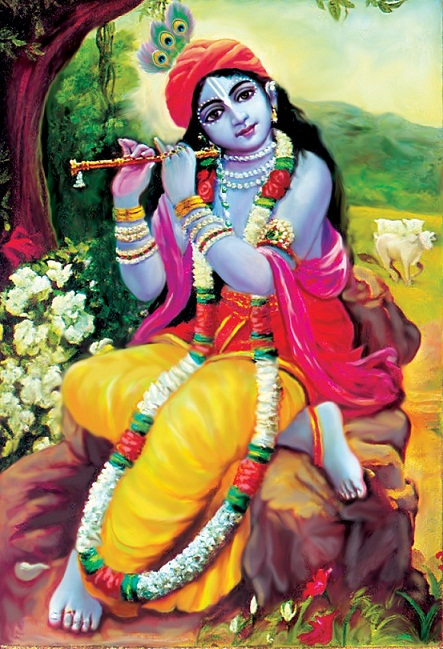 """""""El yoga de todos los días: bhakti yoga""""  por Kuntidevi"""