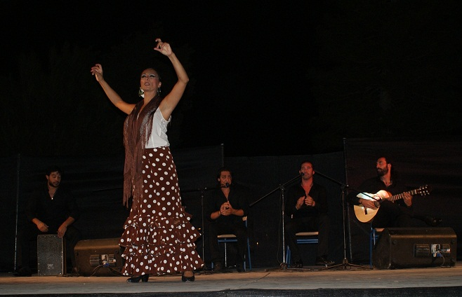 Éxito total en el III Festival Flamenco Fulgencio Spa a beneficio de Proyecto Hombre