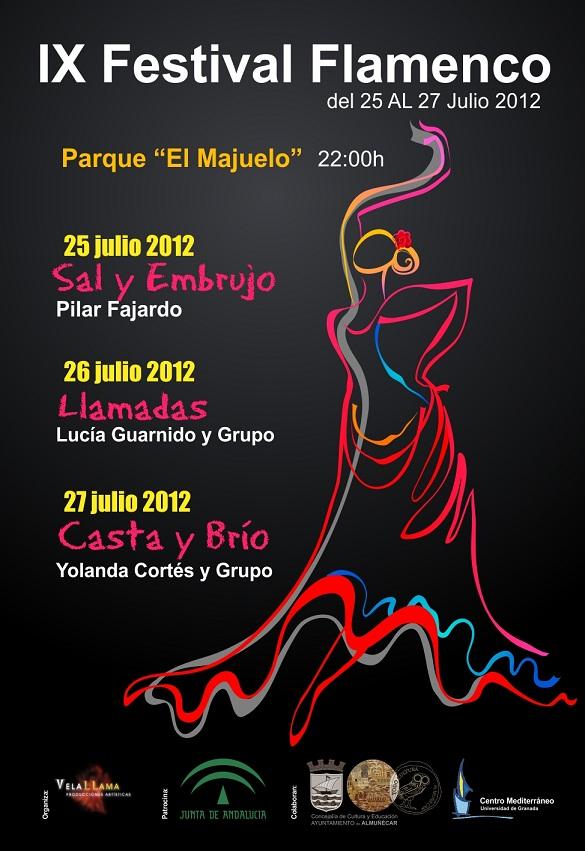 Este miércoles arranca  el IX Festival Flamenco de Almuñécar