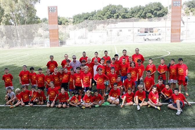 La capital alpujarreña celebra el II Campus deportivo Ciudad de Órgiva