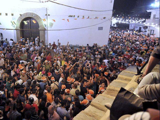 Bérchules celebra este fin de semana su Noche Vieja y  Año Nuevo