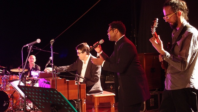 El blues, el jazz y el soul ya suenan en Busquístar