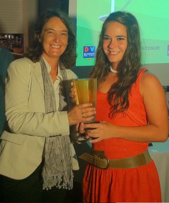 Más de 100 personas participan en el III Torneo de Golf Playa Granada