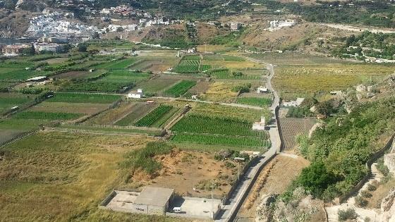 Los caminos del Gambullón y La Melcochera se asfaltan esta semana con cargo al Plan Encamina2