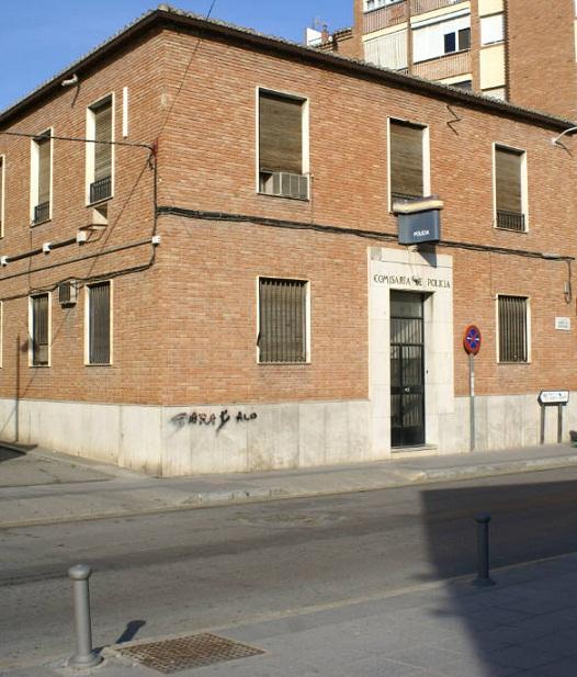El edificio de la antigua comisaría de policía de Motril se cede al ayuntamiento