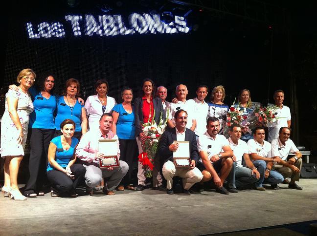 Los Tablones pone fin a las fiestas del verano en Motril