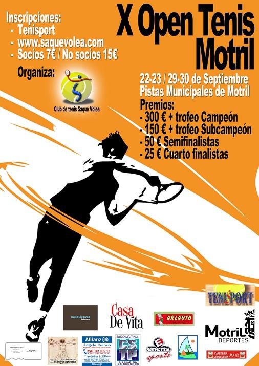 X Open de Tenis de Motril
