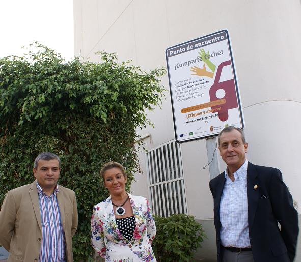 Motril apuesta por la eficiencia energética y la sostenibilidad a través del proyecto 'Granada Comparte'