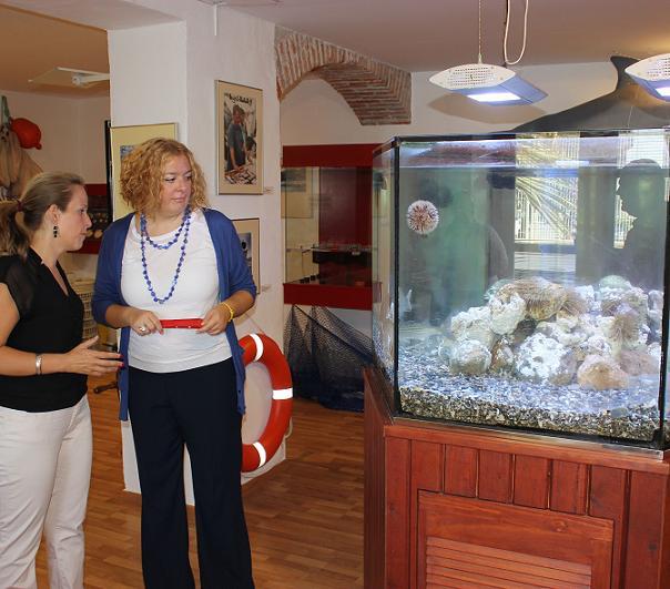 El PSOE denuncia que Diputación da la espalda al sector pesquero cerrando el Centro de Desarrollo ubicado en el Puerto de Motril