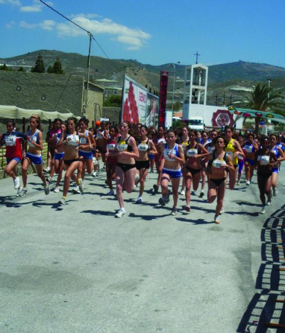 C AT Ciudad de Motril en el Campeonato de España Junior