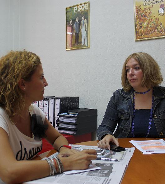 Flor Almón (PSOE) vuelve a criticar la imagen de la alcaldesa de Motril