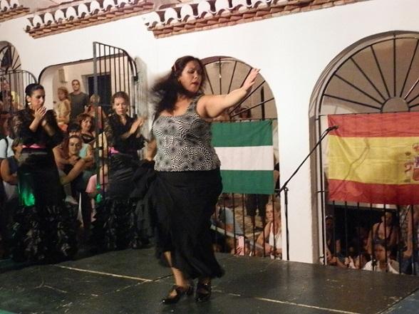 El Barrio almuñequero de San Miguel celebra este viernes su noche flamenca