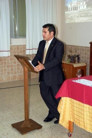 La Escuela de Hostelería de Salobreña acoge una charla sobre la Denominación de Origen de la Chirimoya