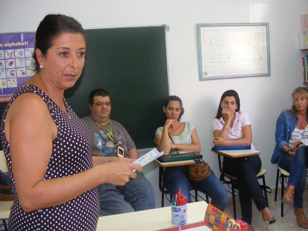 La Mancomunidad de la Costa forma a 11 desempleados en un curso de inglés para hostelería en Almuñécar