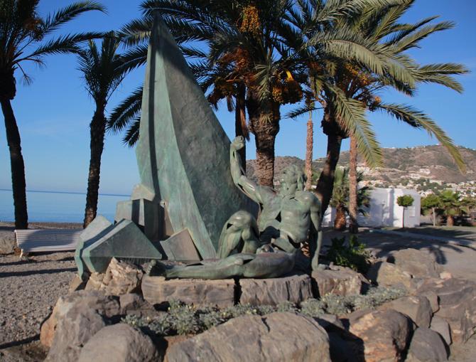 La Herradura conmemora hoy el 450 Aniversario del Naufragio de la Armada Española en su bahía