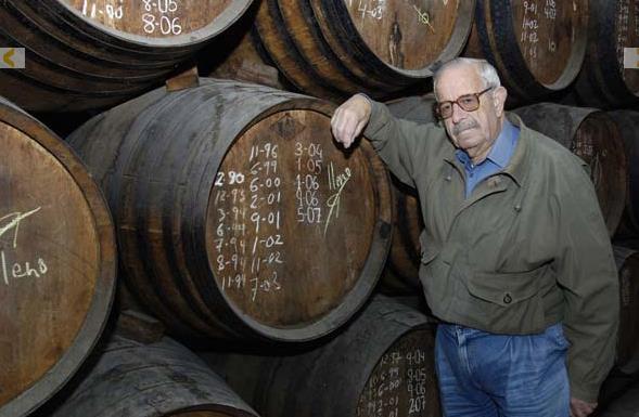 Fallece el fundador de Ron Montero Francisco Montero Martín