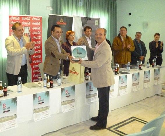 Almuñécar recibió el reconocimiento del Circuito Vóley Playa  Costa Tropical – Cervezas Alhambra