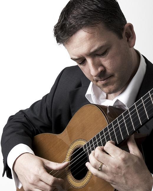 El guitarrista inglés, Gary Ryan, ofrece un concierto hoy  en La Herradura