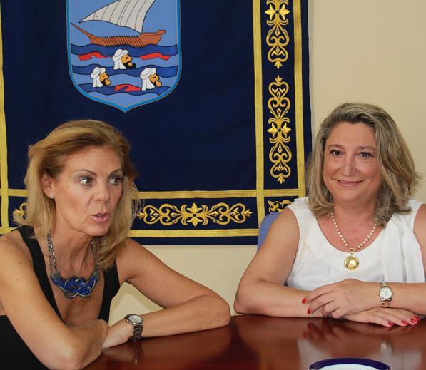 Almuñécar anima a los profesionales del sector turístico a participar en el producto Sierra Nevada -  Costa Tropical