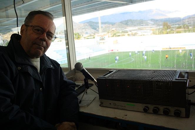José Miguel Delgado Estévez, la voz del pueblo