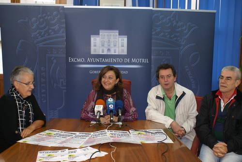 Ayuntamiento de Motril y ALMORE celebran el XXV aniversario de la asociación con una charla sobre alcoholismo