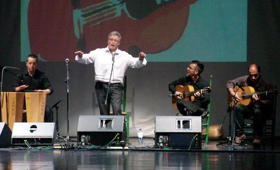 Éxito del concierto de Flamenco de Fernando Barros Lirola